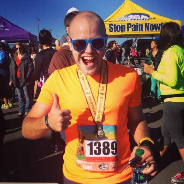 half marathon!